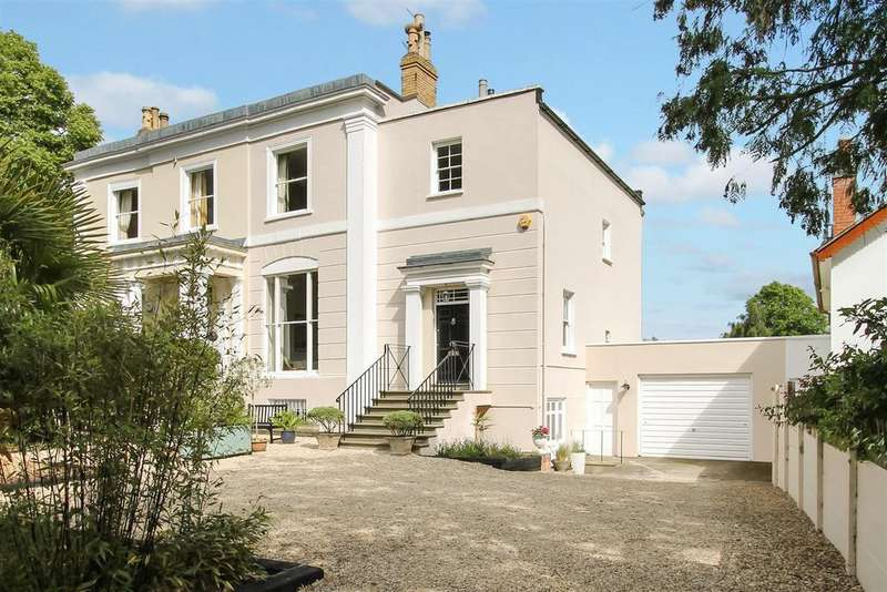 4 Bedrooms Semi Detached House for sale in Tivoli Road, Cheltenham