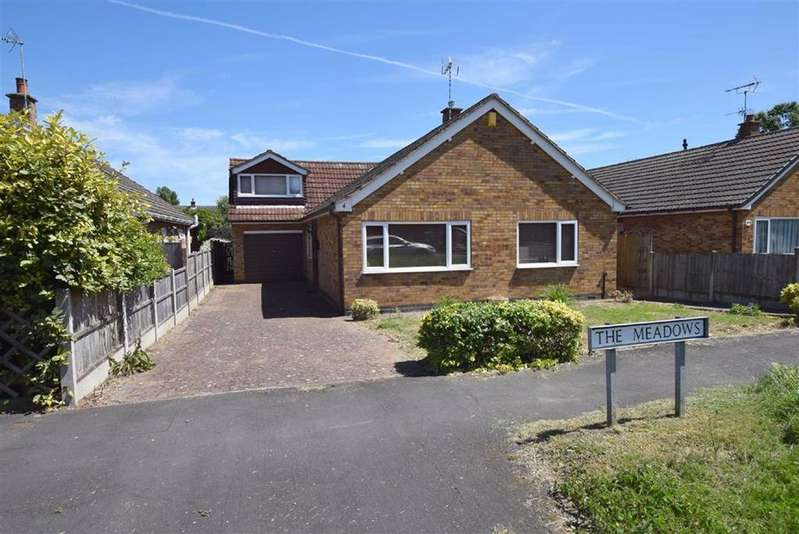 4 Bedrooms Detached Bungalow for sale in The Meadows, Burbage, Leicestershire