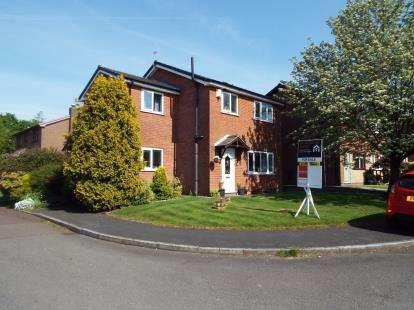 4 Bedrooms Detached House for sale in Grange Drive, Hoghton, Preston, Lancashire