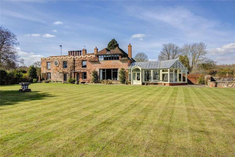 7 Bedrooms Detached House for sale in Lower Basildon, Reading