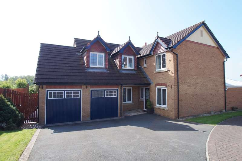 4 Bedrooms Detached House for sale in Laurel Bank, WHITEHAVEN, CA28