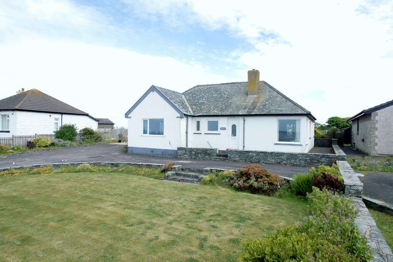 2 Bedrooms Detached Bungalow for sale in Skinburness Road, Skinburness, Wigton, CA7
