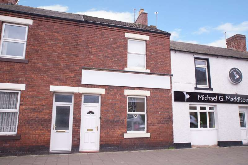 2 Bedrooms Terraced House for sale in Newtown Road, Carlisle, CA2