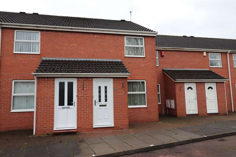 2 Bedrooms Terraced House for sale in Harvey Street, Carlisle, CA2