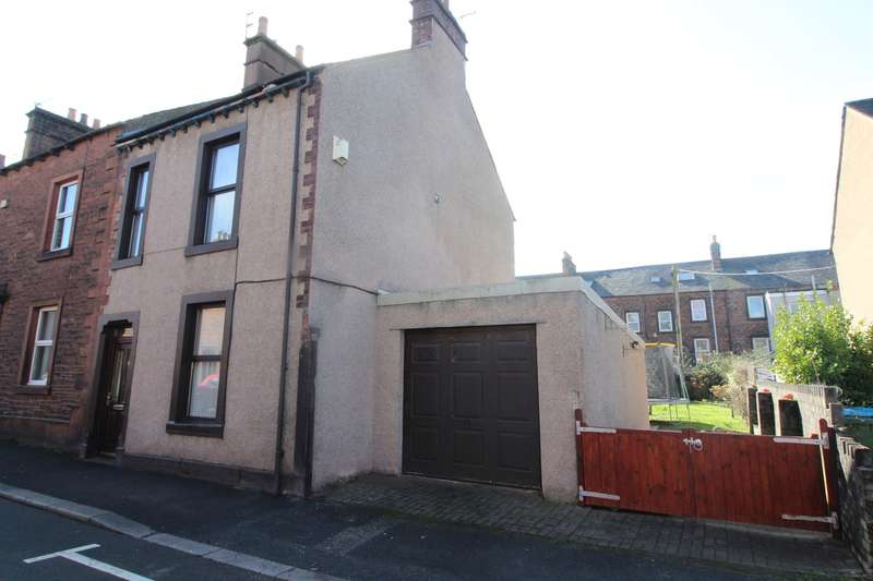 4 Bedrooms End Of Terrace House for sale in Mill Street, Penrith, CA11