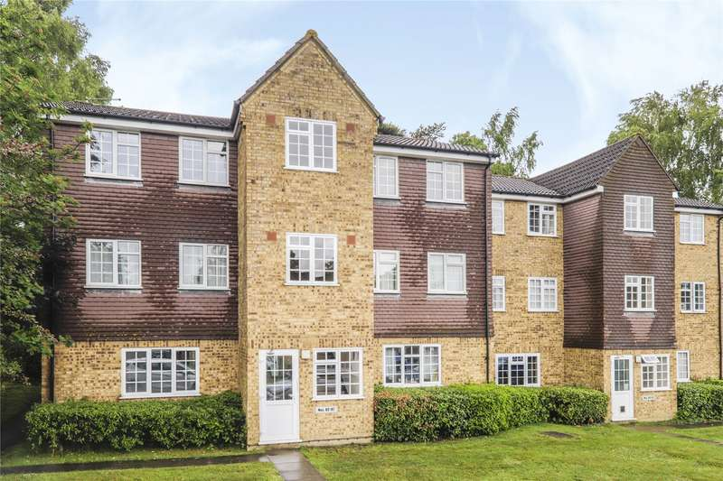 1 Bedroom Apartment Flat for sale in Crofton Close, Bracknell, Berkshire, RG12