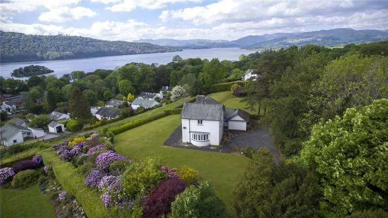3 Bedrooms Detached House for sale in Robin Hill, Longlands Road, Bowness-on-Windermere