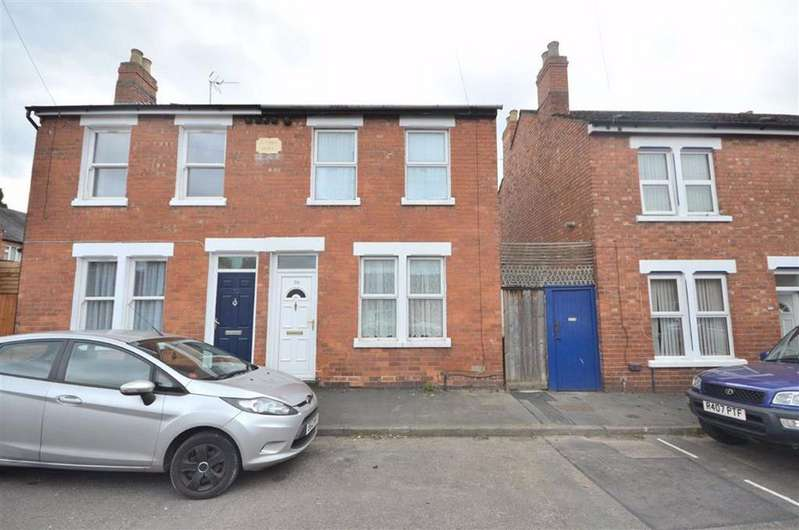 2 Bedrooms Semi Detached House for sale in Philip Street, Linden, Gloucester, GL1