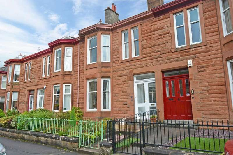 4 Bedrooms Villa House for sale in 8 Borden Road, Jordanhill, G13 1QX