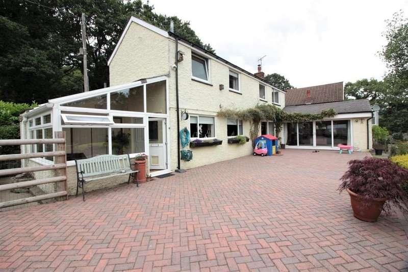 3 Bedrooms House for sale in Lower Stoney Road, Gardiffaith, Pontypool