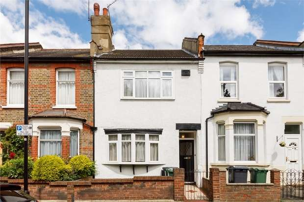 2 Bedrooms Terraced House for sale in Roma Road, Walthamstow, London