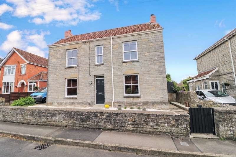 3 Bedrooms Detached House for sale in Jubilee Road, Street