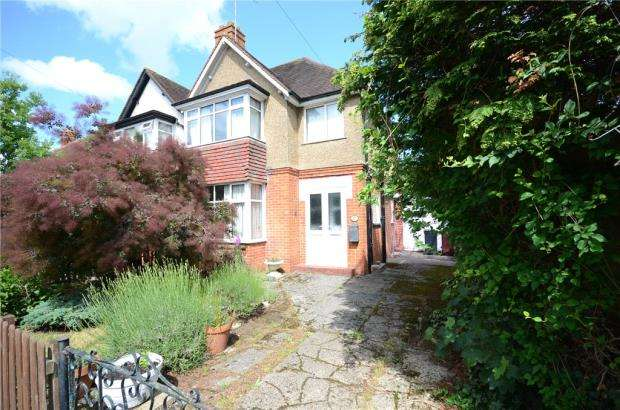 3 Bedrooms Semi Detached House for sale in Tamarisk Avenue, Reading, Berkshire