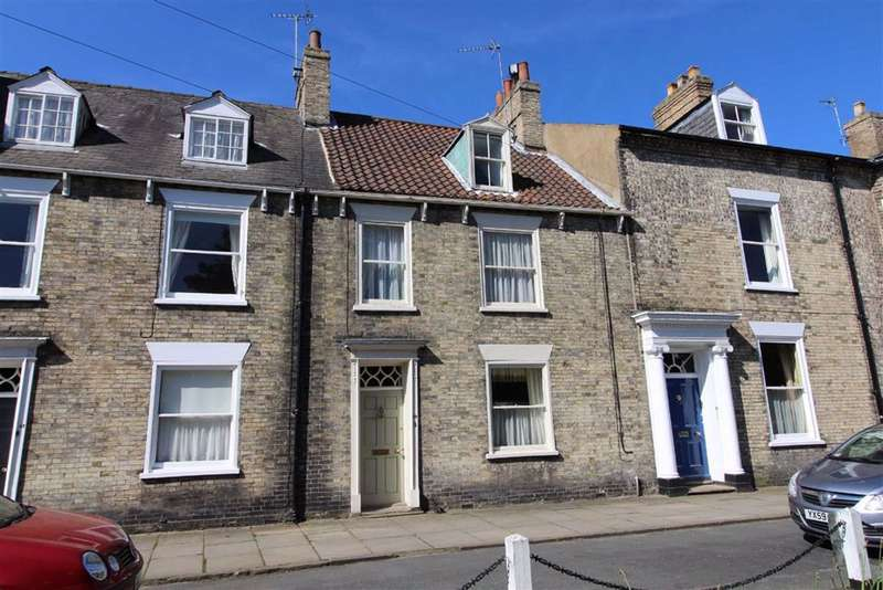 4 Bedrooms Terraced House for sale in North Bar Without, Beverley, East Yorkshire