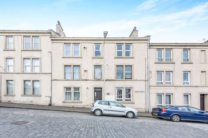 1 Bedroom Flat for sale in Court Street, Dundee, DD3