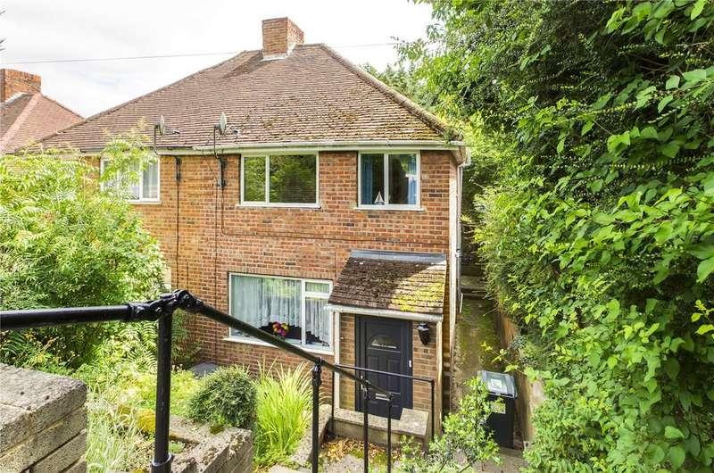 3 Bedrooms Semi Detached House for sale in Kentwood Hill, Tilehurst, Reading, Berkshire, RG31