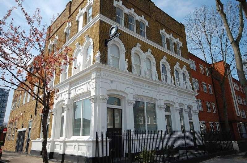 2 Bedrooms Flat for sale in Welsford Street Bermondsey SE1