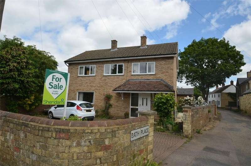 3 Bedrooms Detached House for sale in Stockbridge Road, CLIFTON, Bedfordshire