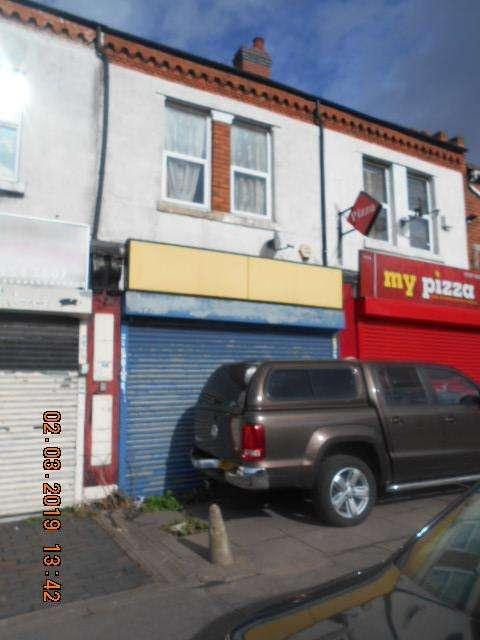 1 Bedroom Flat for rent in Coventry Road, Yardley, Birmingham B25