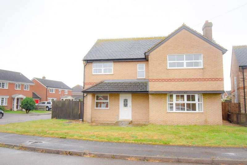 5 Bedrooms Detached House for rent in Willow Springs, Cranfield