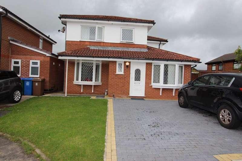 5 Bedrooms Detached House for rent in Watercroft, Norden, Rochdale