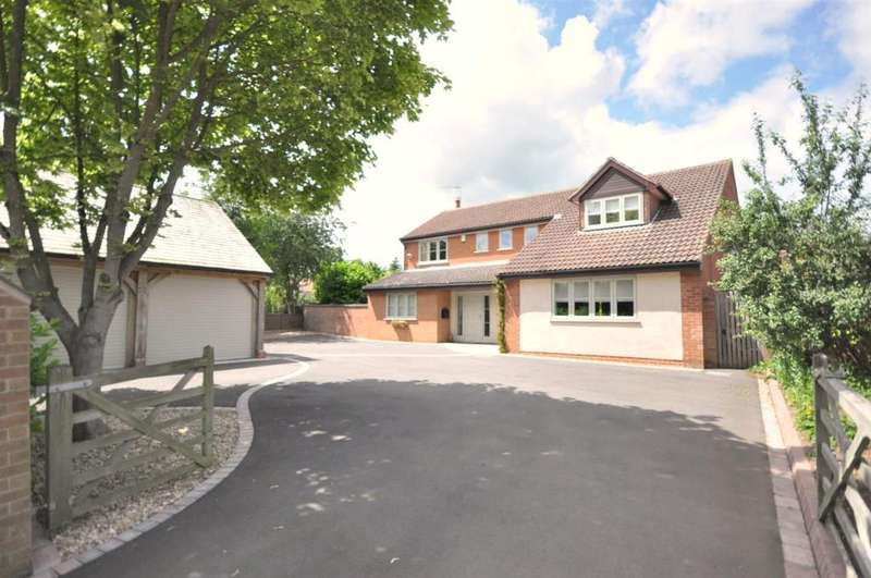 4 Bedrooms Detached House for sale in Church Street, Orston