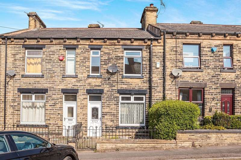 2 Bedrooms House for sale in Francis Street, Heckmondwike, West Yorkshire, WF16