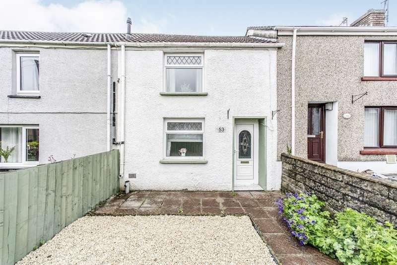 2 Bedrooms Terraced House for sale in Harriet Street, Aberdare
