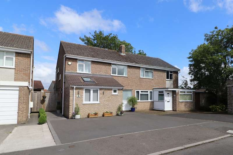 4 Bedrooms Semi Detached House for sale in Beech Road, Street