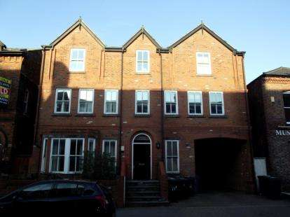 3 Bedrooms Flat for sale in Museum Street, Warrington, Cheshire, WA1