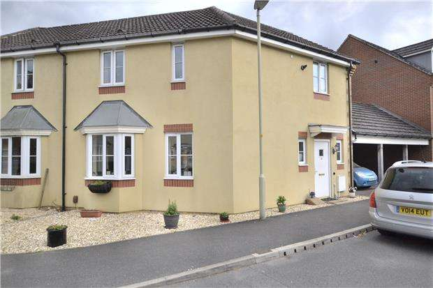 3 Bedrooms Semi Detached House for sale in Youngs Orchard, GL4 4RR