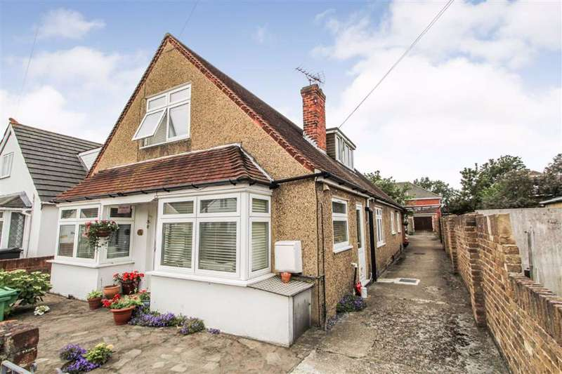 3 Bedrooms Semi Detached Bungalow for sale in Stowe Road, Cippenham