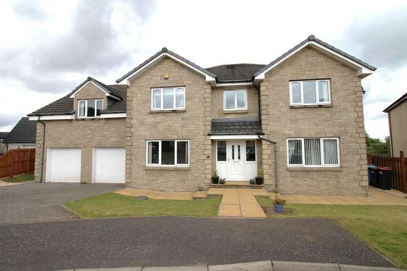 5 Bedrooms Detached House for sale in Blinkbonny Gardens, Breich EH55