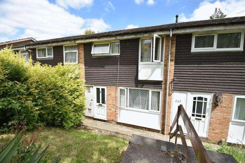 3 Bedrooms Terraced House for sale in Devon Road, Luton