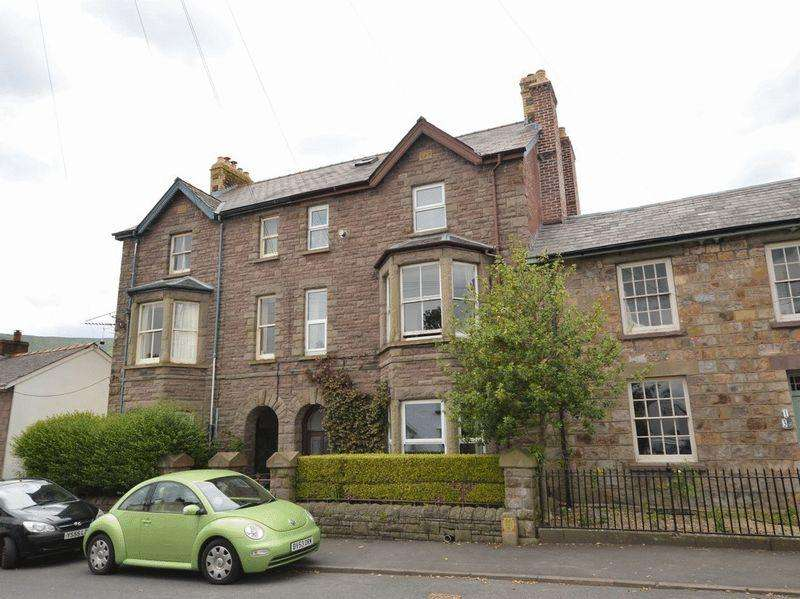 5 Bedrooms Terraced House for sale in North Street, Abergavenny
