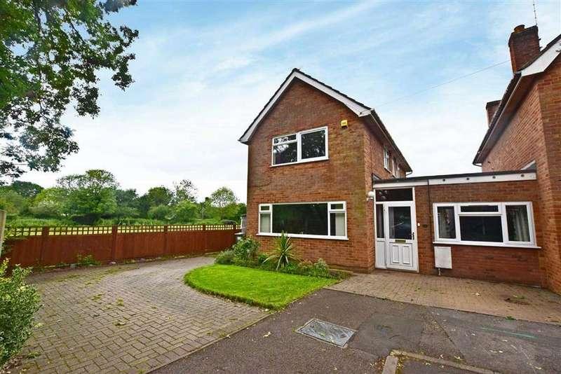 3 Bedrooms Link Detached House for sale in Westfield Terrace, Longford