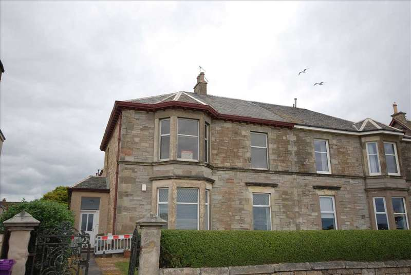 3 Bedrooms Apartment Flat for sale in Montgomerie Crescent Upper Conversion, Saltcoats