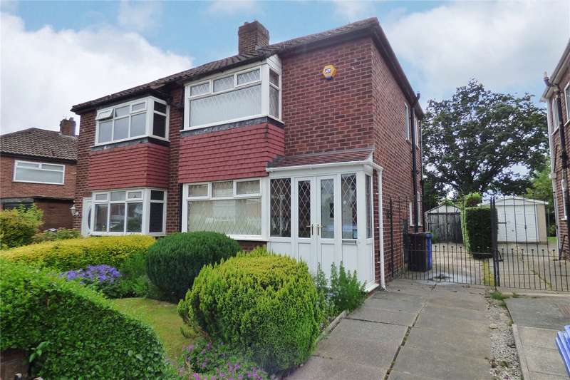 2 Bedrooms Semi Detached House for sale in St. Margarets Road, New Moston, Greater Manchester, M40