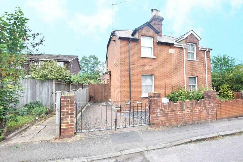 2 Bedrooms Semi Detached House for sale in Oak Cottages, New Road, Bracknell, Berkshire, RG12
