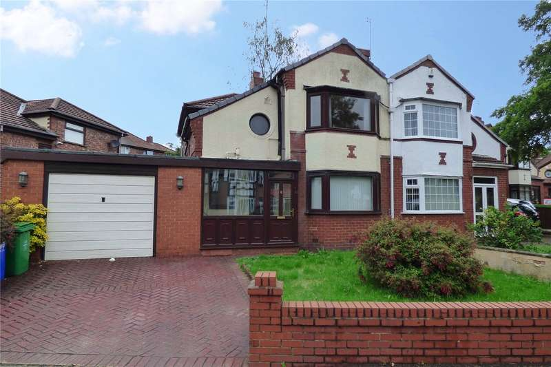 3 Bedrooms Semi Detached House for sale in Enville Road, Moston, Manchester, M40