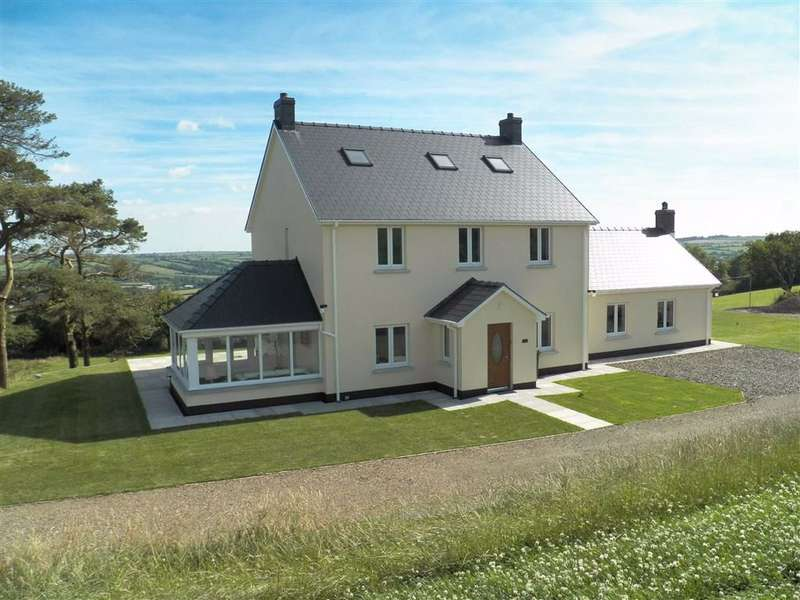 4 Bedrooms Property for sale in TEGRYN, Pembrokeshire
