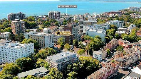 2 Bedrooms Apartment Flat for sale in Wootton Mount, Bournemouth, Dorset
