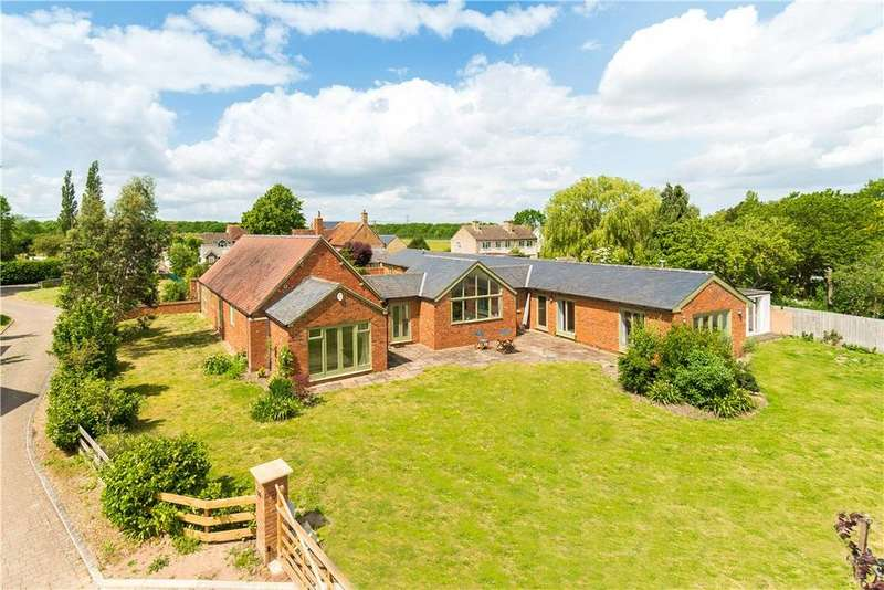 6 Bedrooms Detached House for sale in Lower End, Piddington, Bicester, Oxfordshire, OX25