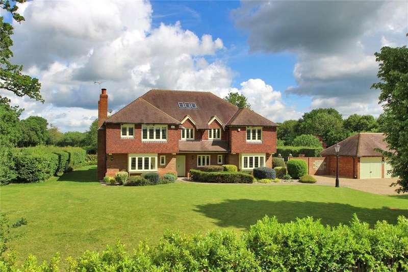 7 Bedrooms Detached House for sale in Biddenden Road, Smarden, Ashford, Kent, TN27