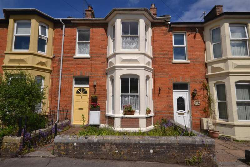 3 Bedrooms Terraced House for sale in St. Helens Road, Dorchester