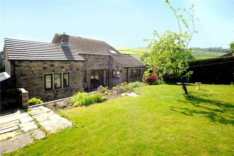 4 Bedrooms Detached House for sale in Lower Mill Bank Road, Mill Bank, Triangle,, Sowerby Bridge, West Yorkshire