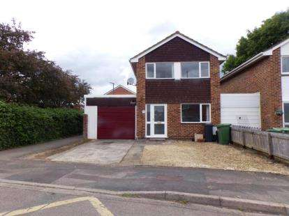 3 Bedrooms Detached House for sale in Poplar Way, Hardwicke, Gloucester, Gloucestershire