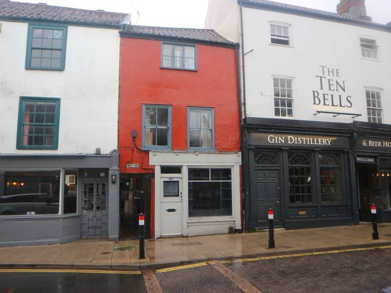 2 Bedrooms Mixed Use Commercial for sale in 72 St Benedicts Street, Norwich, Norfolk