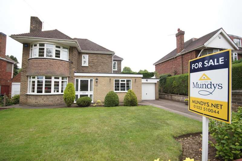 3 Bedrooms Detached House for sale in Nettleham Road, Lincoln