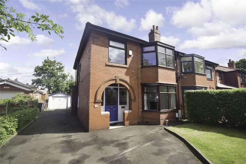 3 Bedrooms Semi Detached House for sale in Worsley Road, Swinton, M27